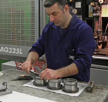 lavorazione di elettroerosione a filo