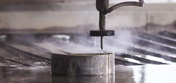 Waterjet, taglio a getto d'acqua